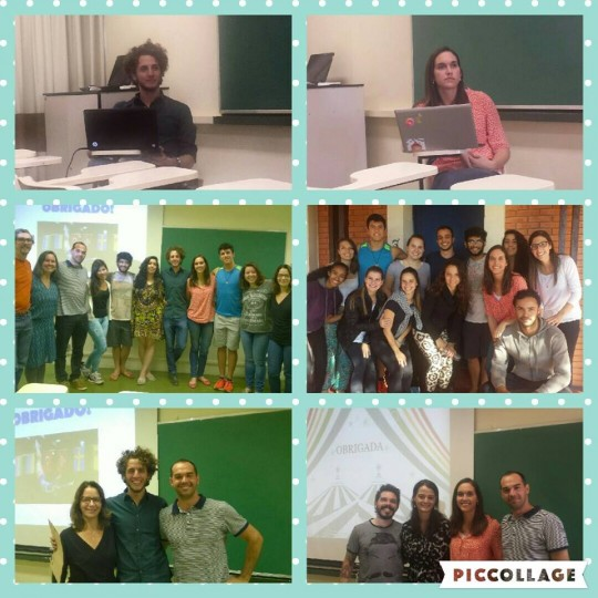 Defesas TCCs, Leonora e Murilo, FEF-UNICAMP, junho de 2016