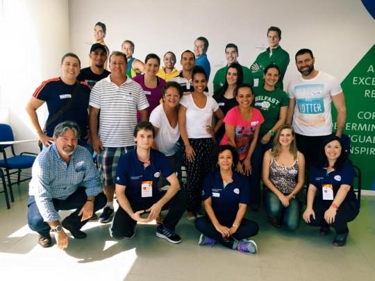 Entrevista Programa Voluntários Rio 2016 junho, 2015 - SP