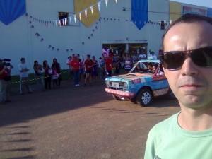 Festival Paulista de Circo - Limeira - SP - 2011 Taxi Maluco