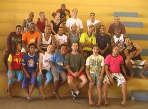 Formação em Acrobacia - Escola Picolino - Salvador BA - Rede Circo do Mundo Brasil, 2009