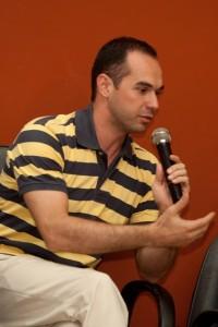 Fórum de circo - Mogi Mirim-SP, 2009