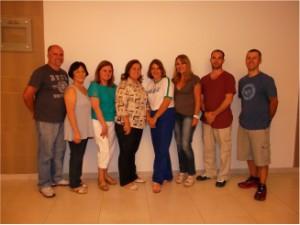Assembléia CBG - Aracaju 2012 - Coordenadores dos comitês técnicos da ginástica