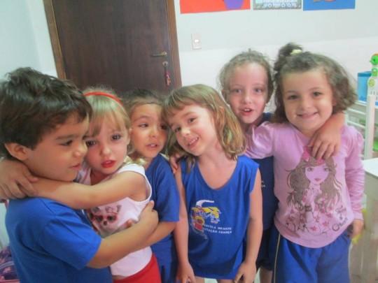 Amigos da Estação Criança, março 2016