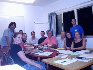 Reunião regular do Grupo de Estudos Praxiológicos - INEFC LLeida - 2004