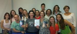 Grupo de Pesquisa em Ginástica - FEF-UNICAMP, agosto 2014