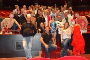 Cirque du Soleil - La Nouba - FIG Colloquium, Orlando EUA - março 2014