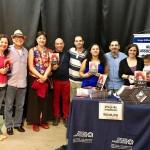 Festa de lançamento do livro CIRCO: HORIZONTES EDUCATIVOS. Centro Cultural Casarão de Barão, 30 de nov. 2016