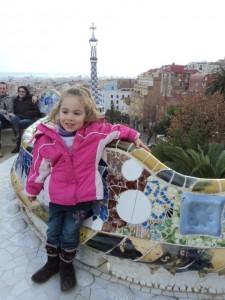 Parque Güell - Barcelona, 2010