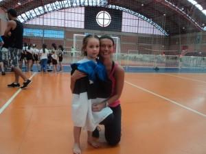Leticia e Ingrid, 2012