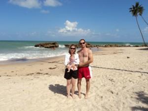 Praia do Coquerinho em João Pessoa - PA