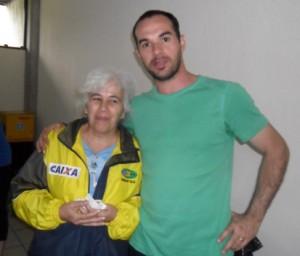 Clarice Morales - Pres. Fed. Paulista de Ginástica, 2012 - México