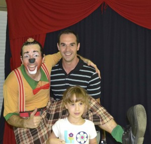 Circo Caramba (Thiago Sales) no LABFEF, fev. 2014