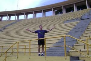 Estadio do Pacaembu - SP 2007