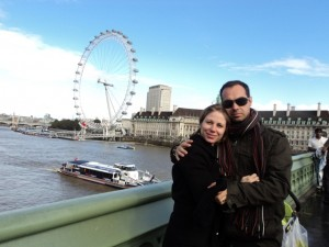 London Eye 2010