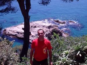 Viajando pela Costa Brava - Espanha 2004