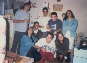 República Pocilga 1998 - Turma 2 - Piracicaba - SP