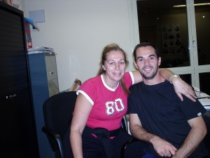 Marco y Merce Mateu - INEFC BCN 2004