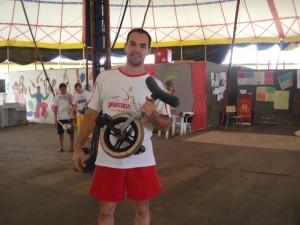 Escola Circo Piccolino - Salvador, 2009