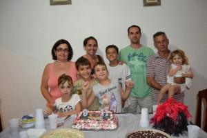 Aniversário Felipe e Tiago dez 2013