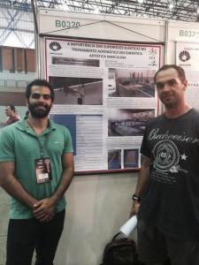 Congresso Pibic-CNPq-UNICAMP, out. 2014 - com Tiago Coelho