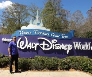 Portal Disney - Orlando USA, março de 2014
