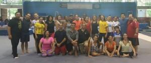 Curso Fundamentos da Ginástica (FIG Academy) - Porto Rico, janeiro de 2015