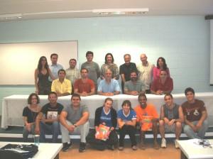 Seminário Internacional Praxiología - FEF - UNICAMP, dez. 2009