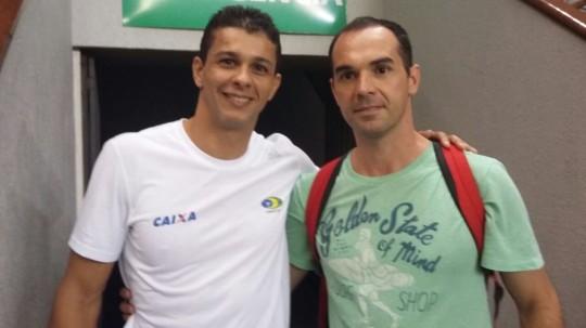 Carlos Ramirez, Brasileiro de Trampolim, maio 2015