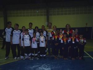 Equipe de Americana - Jogos Regionais de Bragança Paulista - SP, 2006