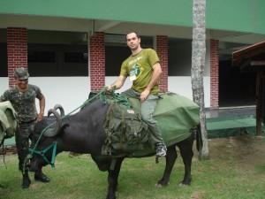 Montando o Búfalo no CIGS