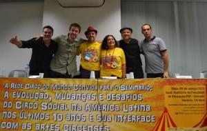Seminario Internacional de Circo Social - FE - UNICAMP, 2015