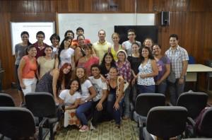 II Seminário de Circo - UFPA - Belém - PA, 2013