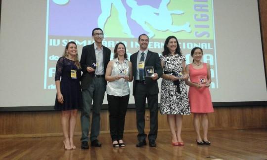Cerimônia de Abertura - SIGARC 2015 - USP
