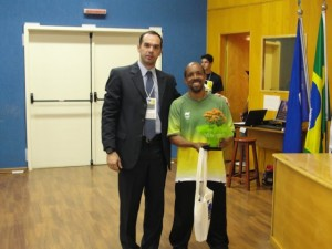 Com Marcos Goto (treinador campeão olímpico) SIGARC 2012