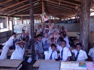 Sri Lanka - Escola