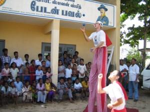 Sri Lanka - Praça