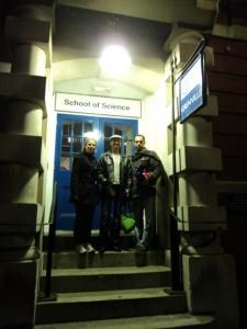 Com o amigo Monén Jemni - Univ Greenwich - UK, 2010
