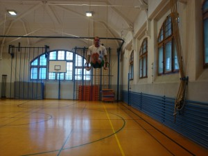 Ginásio da Escola - La Veveyse - Vevey - Suíça 2011